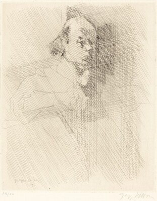 The Poet (Le poète)