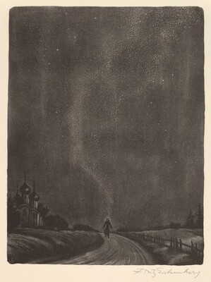 The Mystery of Earth (Book VIII: Mitya, facing p.284)