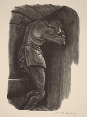 Ilusha's Father (Book X: The Boys, facing p.416)