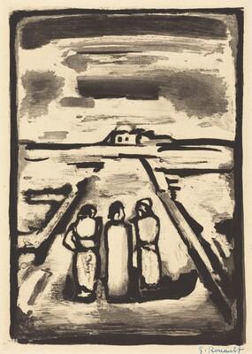 Christ et Disciples