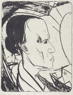 Portrait of E.G. (Bildnis E.G.)