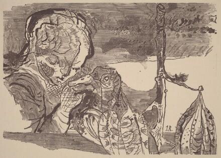 Illustration to Hesiod