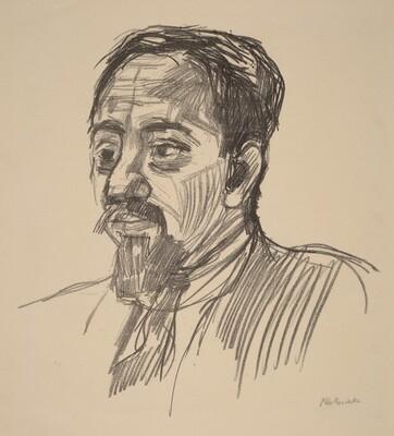 Hugo Simon (Bildnis Herr H.S.)