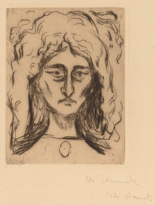 Head of a Woman (Frauenkopf)