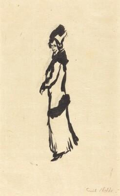 Standing Woman (Stehende Frau)