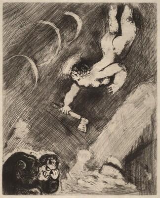 The Woodman and Mercury