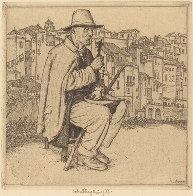 The Blind Beggar of Tivoli