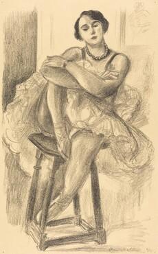Dix Danseuses II