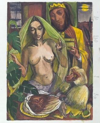Salome - and John