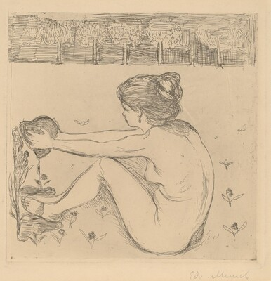 The Maiden and the Heart (Das Madchen und das Herz)