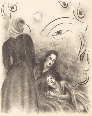 Rita, Gille and Romaine