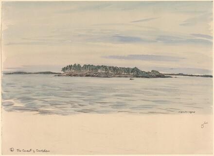 Coast Of Sweden