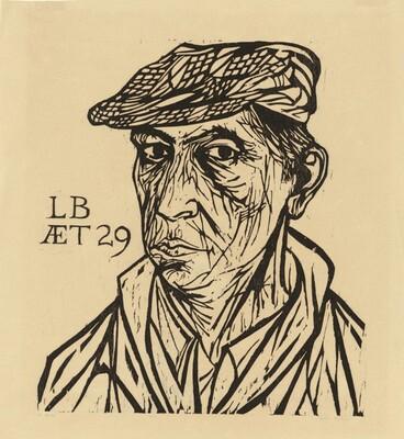 Self-Portrait, LB AET 29
