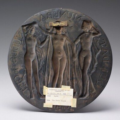 The Three Graces [reverse]