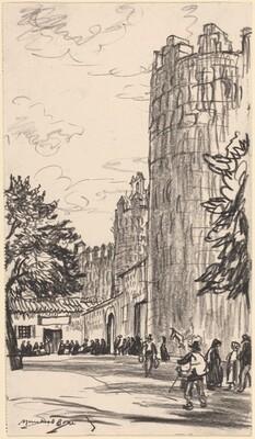 Gate of the Wall, Avila