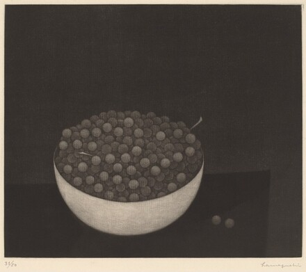 Bowl of Grapes (Coupe de raisins)