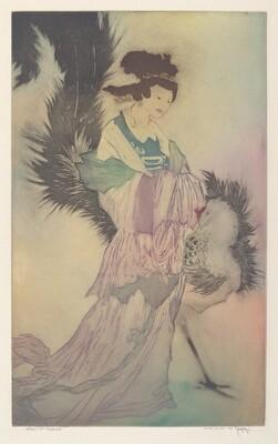 Fairy and Phoenix