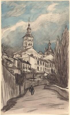 Saint Andres, Segovia