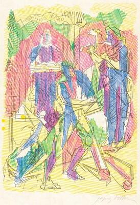 Virgilius Maro (Title Page) [right]
