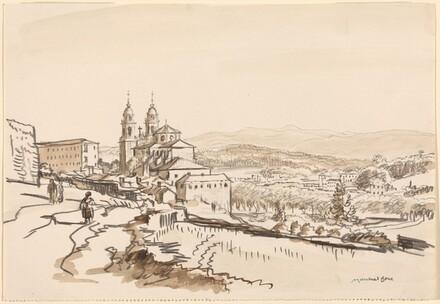 Convent near Santiago