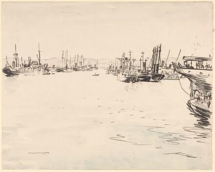 The Docks, Marseilles