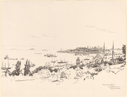 Seraglio Point, Constantinople
