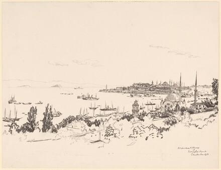 Seraglio Point, Constantinople