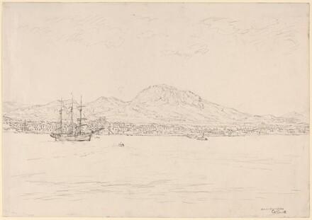 Corinth before the Earthquake