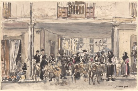 Market Day, Oviedo