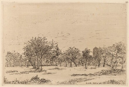 Orchard (Le Verger)