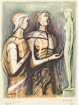 Minerva, Prometheus, and Pandora