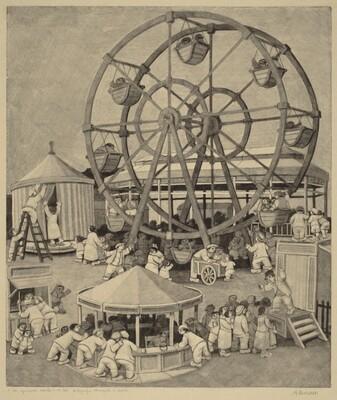 La Grande Ruotta (The Ferris Wheel)