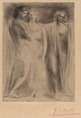 Three Women (Les trois femmes)