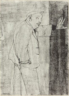 Man with a Cane