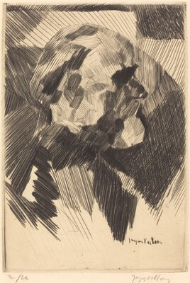 Portrait E.D. (Eugène Duchamp)