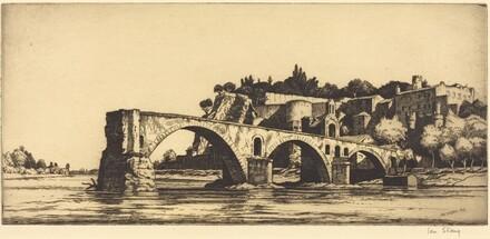 Pont Saint-Benezet, Avignon