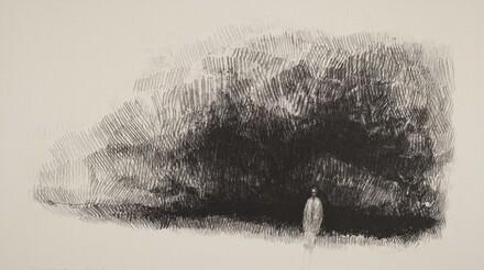 Figure in Foliage