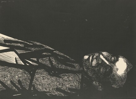 Death of a Poet II