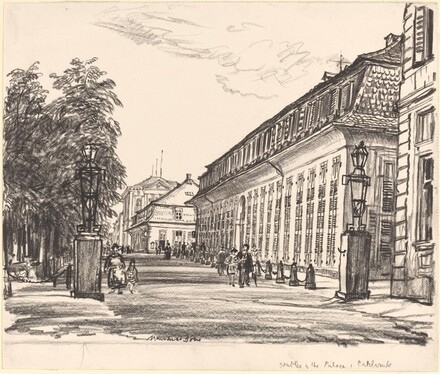 The Riding School, Karlsruhe