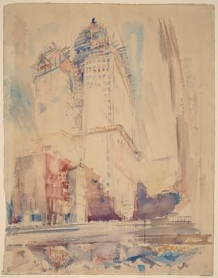 Broadway, Singer Building