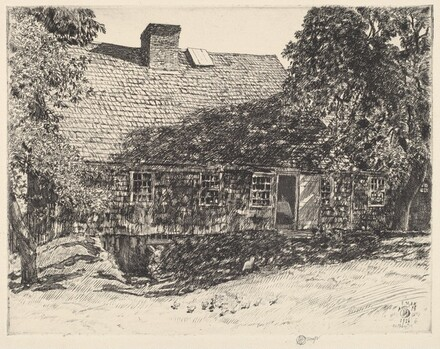 The Old Mulford House