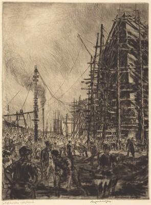 Shipbuilders, Whiteinch