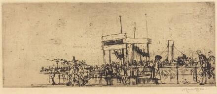 Rothesay Pier, No. 1