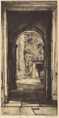 Coulton's Doorway, King's Lynn