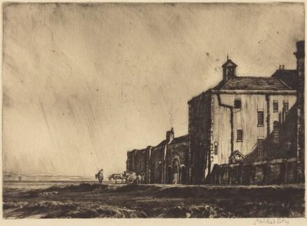 Ayr Prison