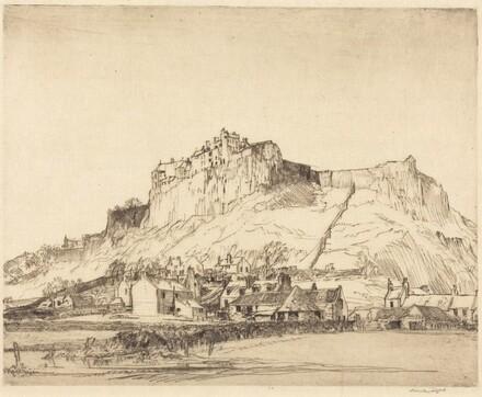 Stirling Castle, No.1