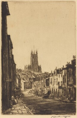 The Jews' Quarter, Leeds