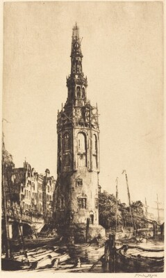 The Montalban Tower, Amsterdam