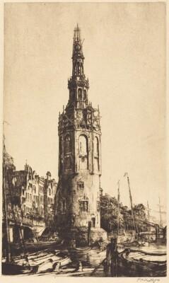 The Montalban Tower, Amsterdam