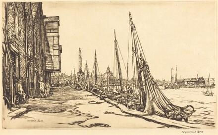 Shrimp Boats, Great Yarmouth